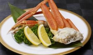 【ディナータイム】ズワイ蟹&スパークリングワイン付き!食べ放題&飲み放題プラン