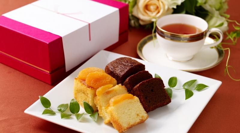 川崎日航ホテルこだわりのスイーツギフト「パウンドケーキ」