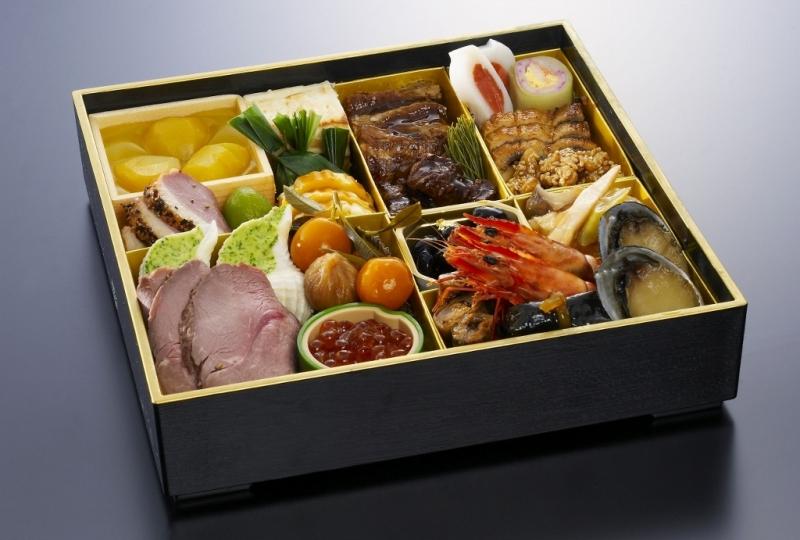 川崎日航ホテル 「おせち三段重」・「おせち一段重」