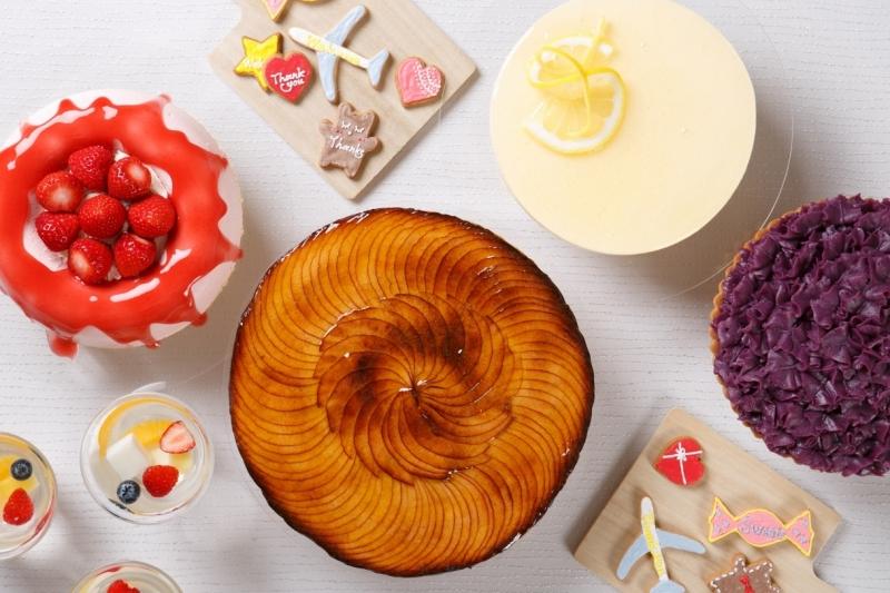 ゴールデンウィークスイーツブッフェ ~パティシエが選ぶ日本各地の食材を使ったスイーツ紀行~