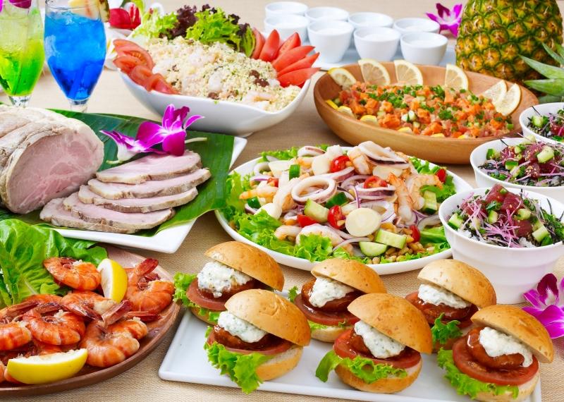 【ディナータイム限定】食べ放題&飲み放題のお得なサマーパーティプラン