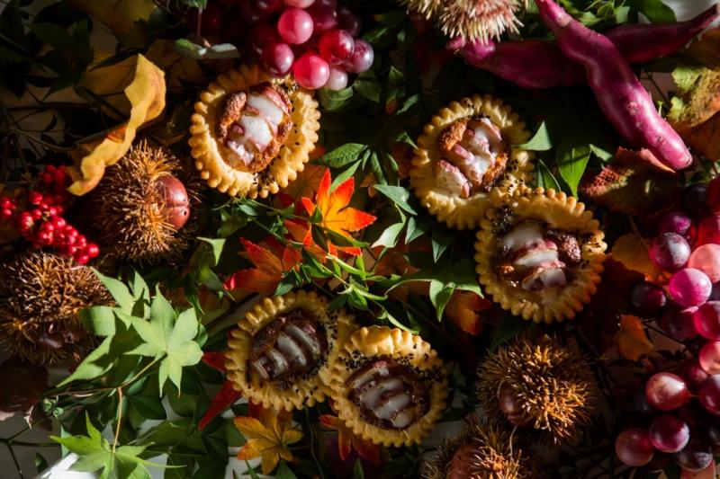 マロンやさつまいも、梨など秋の味覚を満喫!「9月&10月 秋の収穫スイーツブッフェ」
