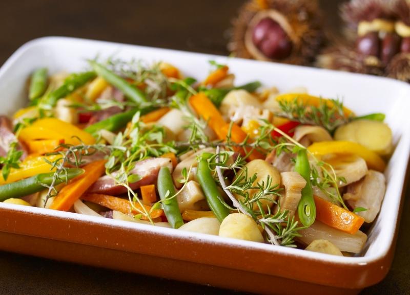~秋の恵みを多彩なメニューで楽しむ~「秋の味覚フェア ディナーブッフェ」