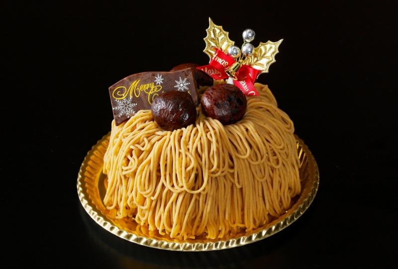 素材にこだわりぬいた季節限定商品「クリスマスケーキ2018」