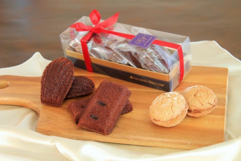 川崎日航ホテルの季節限定商品「チョコレートギフト」10Fギフトコーナーで販売中