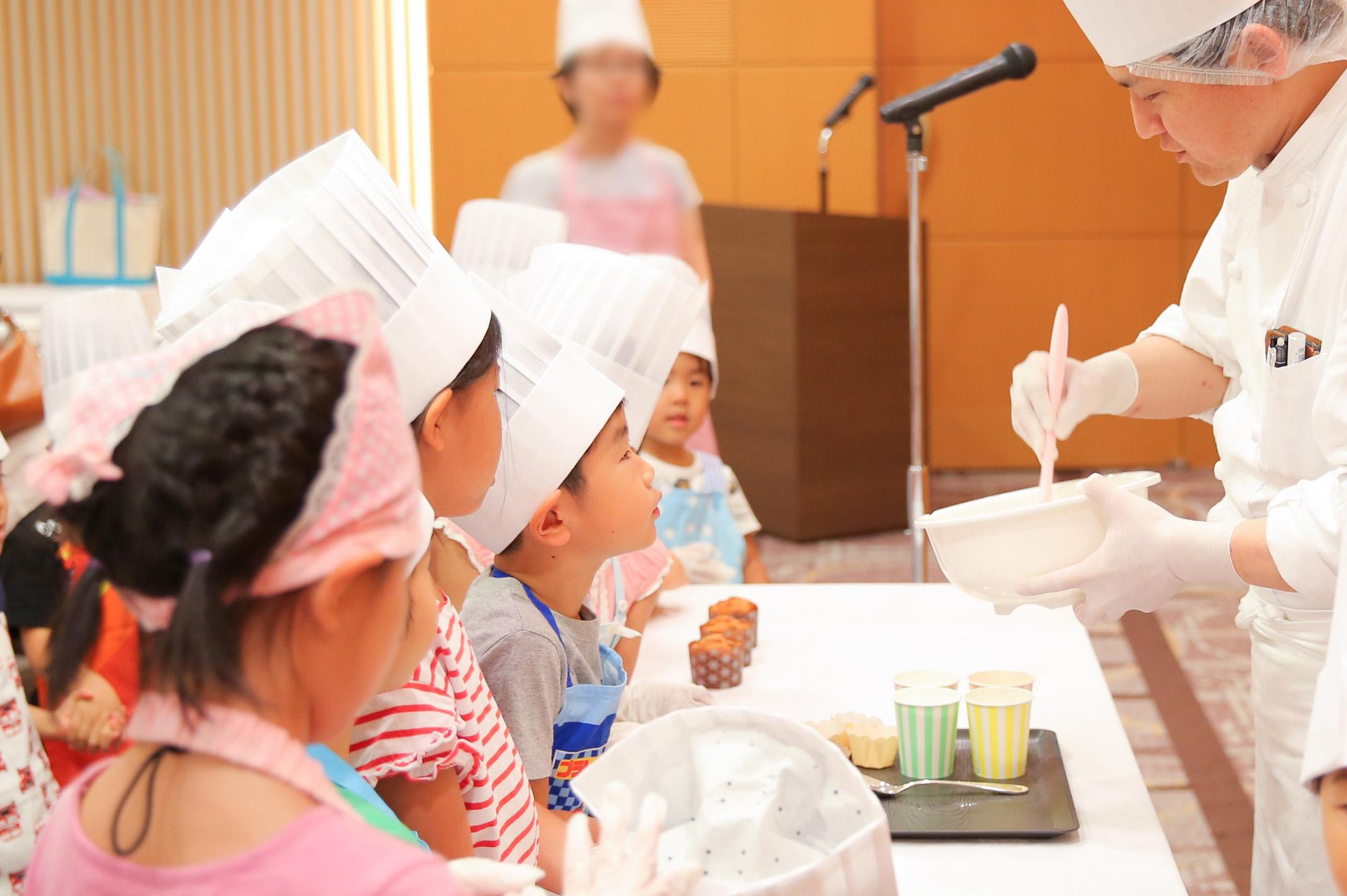 ホテル主催の地域交流イベントの開催