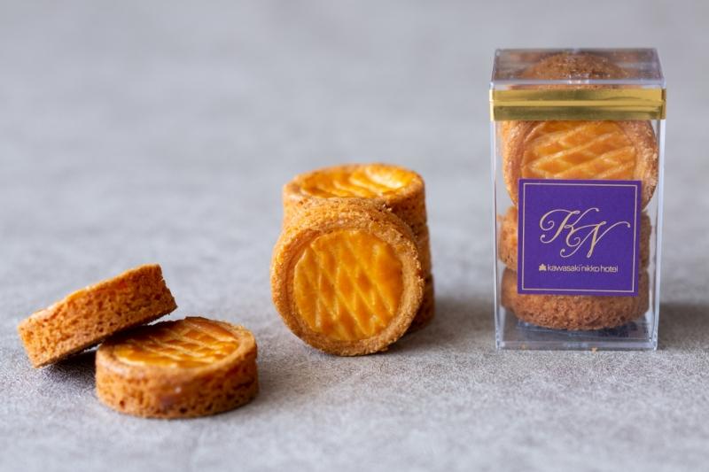 ホテル開業55周年記念限定商品「ホテルメイドの焼き菓子ギフト」