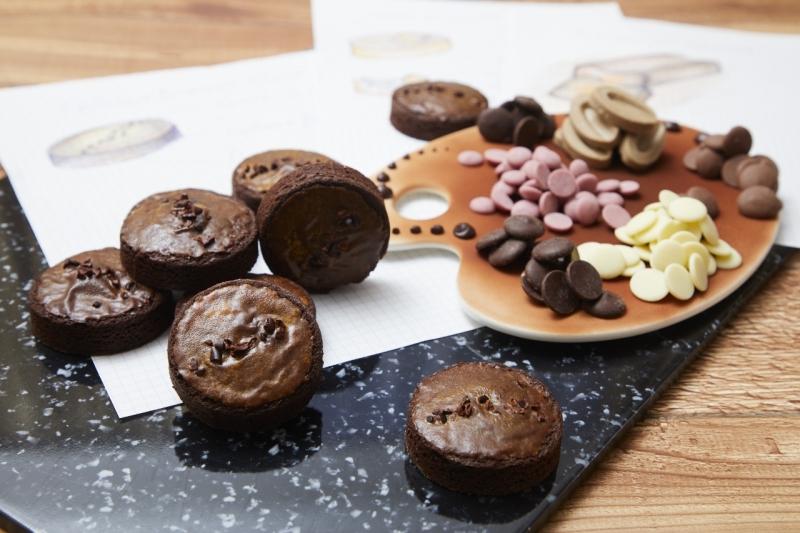 20種以上のホテルメイドスイーツ&軽食を堪能!「11月チョコレートスイーツブッフェ」