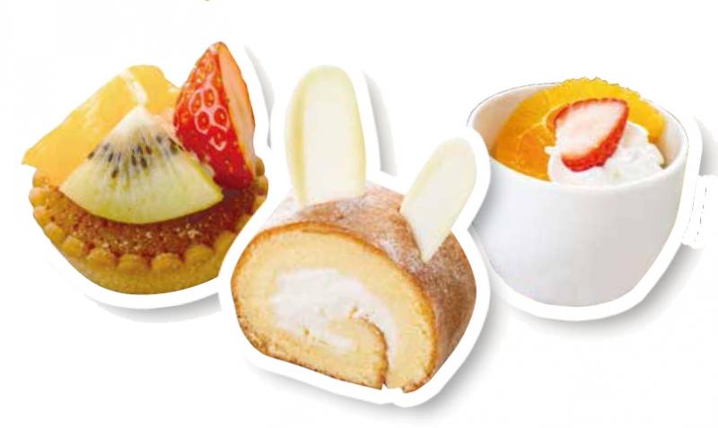 3月29日(日)春休みに親子で楽しむ「キッズスイーツブッフェ」開催