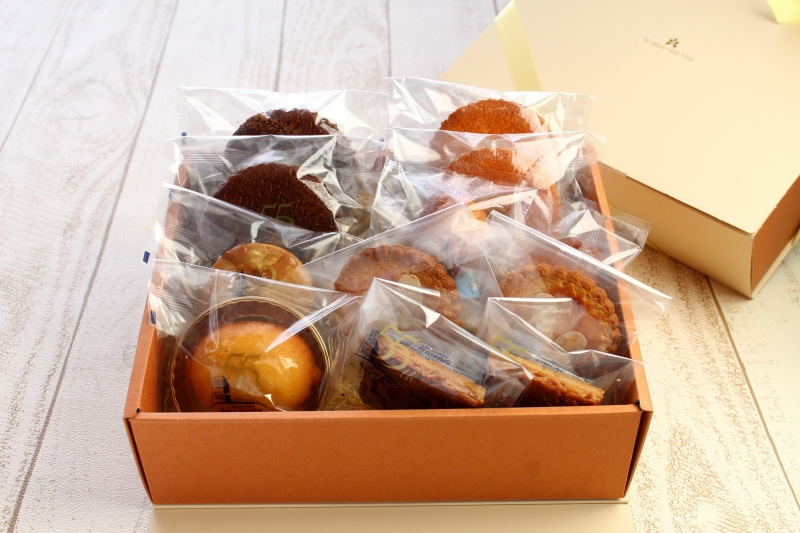 川崎で採蜜されたはちみつを使用「かわさき産はちみつの焼き菓子」販売