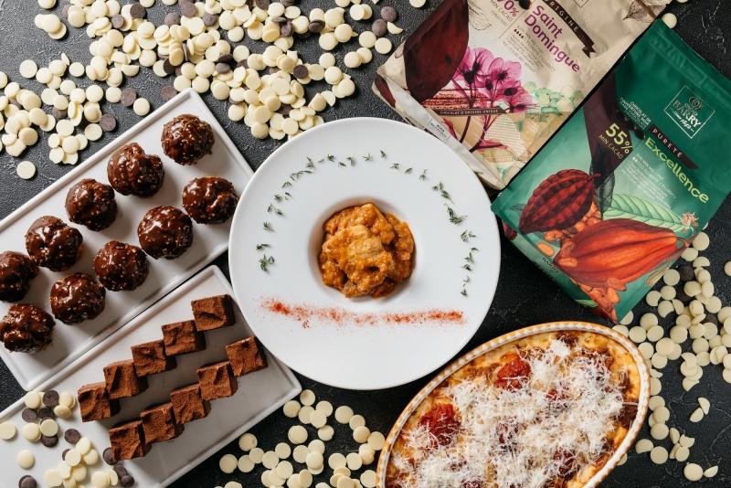 〈ディナーブッフェ〉 9/1(火)より「チョコレートと秋の味覚グルメフェア」