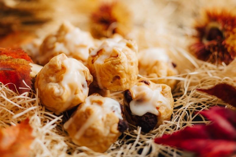 <9月>秋の味覚スイーツブッフェ第一弾 ~2種類のさつま芋と栗~
