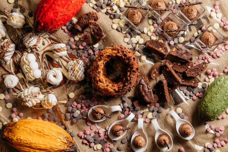 <11月>チョコレートスイーツブッフェ